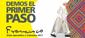 Papa Francisco visitará Colombia